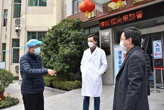特约记者行:荆州一医西院恢复正常诊疗工作